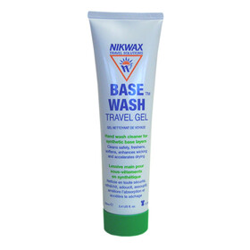 Nikwax Base Wash Gel 100 ml wit/bont